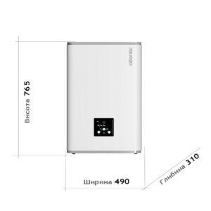 Бойлер Atlantic Vertigo Steatite Wi-Fi 50 MP-040 F220-2-CE-CC-W