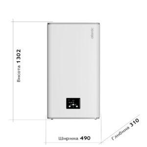 Бойлер Atlantic Vertigo Steatite WI-FI 100 MP 080 F220-2-CE-CC-W