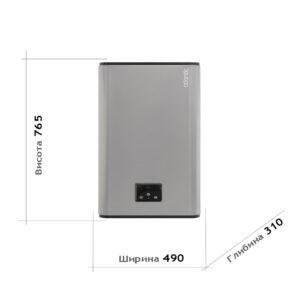 Бойлер Atlantic Vertigo Steatite Wi-Fi 50 MP-040 F220-2-CE-CC-S Silver